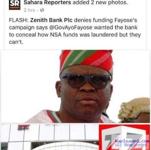 Oh Dear! See What Freeze Said In An Open Letter To Gov Fayose